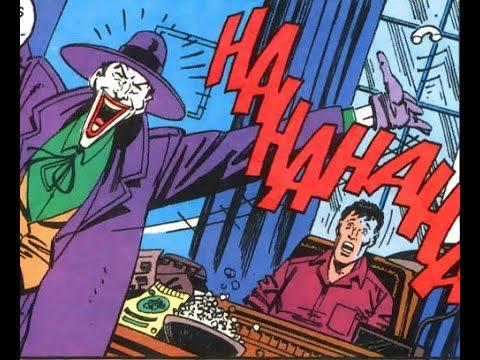 Batman Knightfall Motion Comic & Audio Drama Part 7
