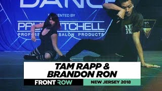 Baixar Tam Rapp & Brandon Ron | FrontRow | World of Dance New Jersey 2018 | #WODNJ18