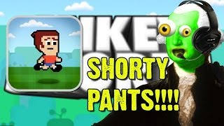 eat mikey s shorty pants bwains zgw plays mikey shorts