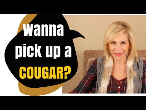 How To Pick Up A Cougar - A Guide By A Pro from YouTube · Duration:  3 minutes 47 seconds