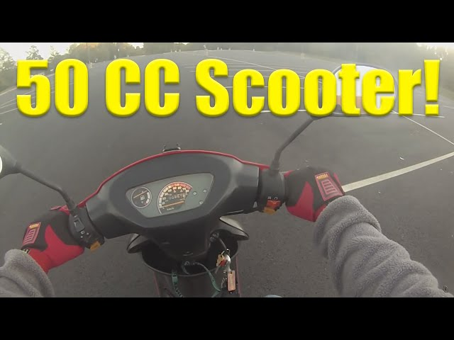 Best 50cc Scooters [Aug  2019] – Cool Mopeds For Adults