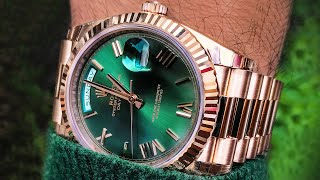 Rolex Day-Date 40 mm Review – vs Day-Date 36-mm and Day-Date II 41-mm