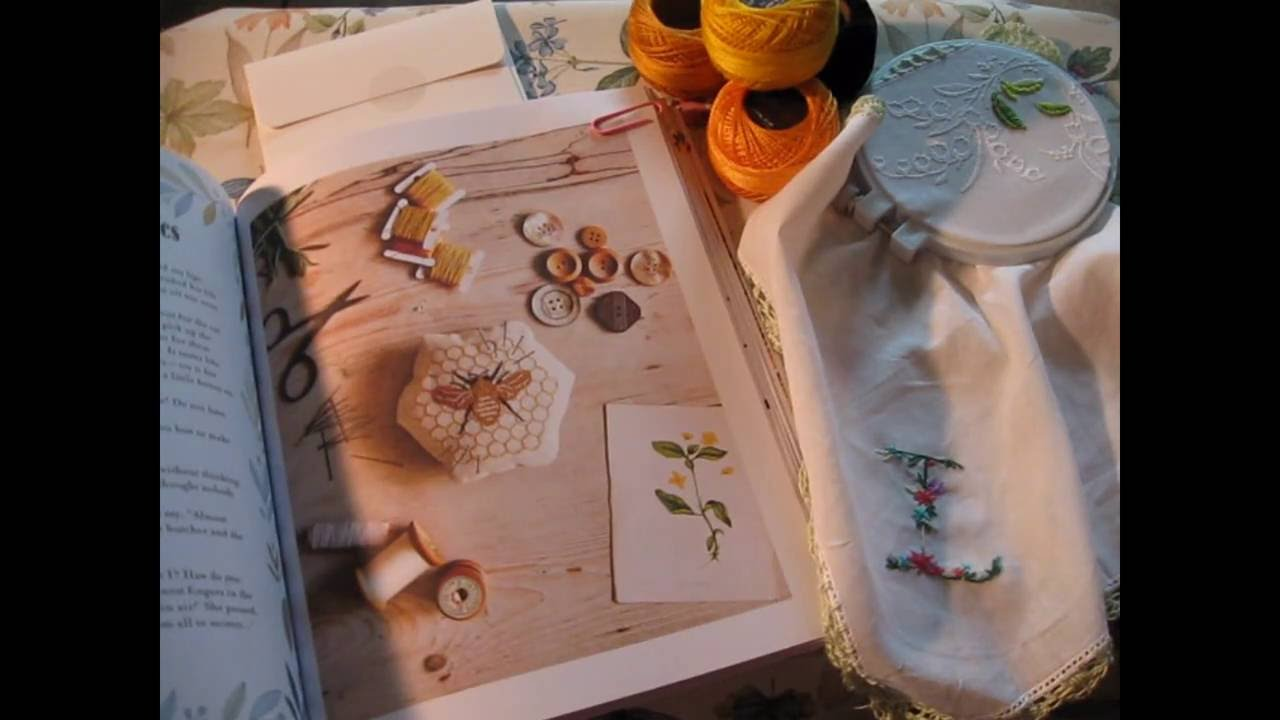 I LOVE this book ~ Secret Garden Embroidery (What Delilah Did) ~ my ...