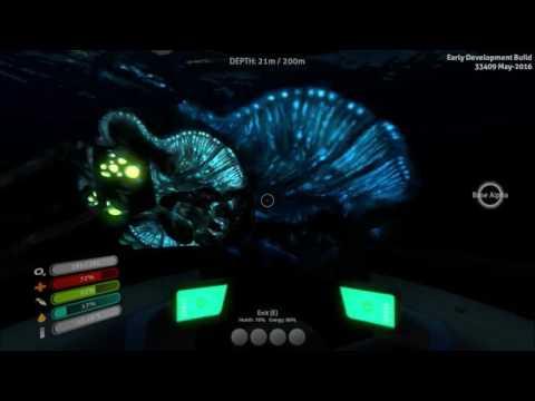 I ran into a HUGE Refback - Subnautica 01