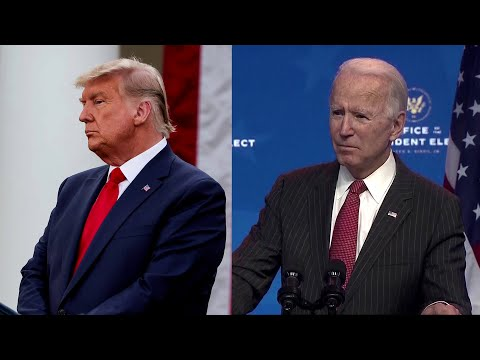 Trump shifts strategy to hold power, deny Biden