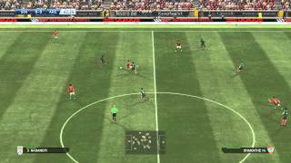 PES 2015 Iran vs UAE (AFC)