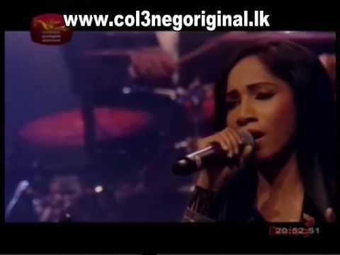 Haduna Gaththoth Oba Maa (Ven Purawe live performance ) - Meena Prasadini