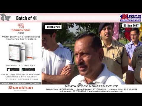 Jammu Kashmir News Round Up 20 Sep  2017
