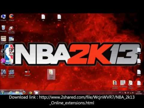 How To Play Nba 2k13 Online Multiplayer Crack [Reloaded 2013 | NEW ]