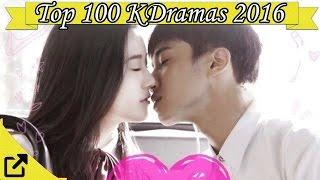 Video Top 100 Korean Dramas 2016 (All The Time) download MP3, 3GP, MP4, WEBM, AVI, FLV April 2018