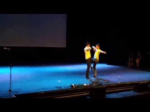 Oslo International Culture Evening 2014_Azerbaijan Dance