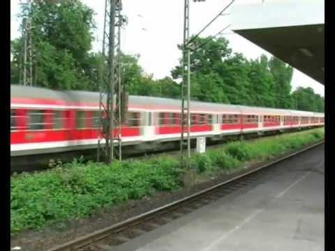 German railway transport system: DB Past & Present
