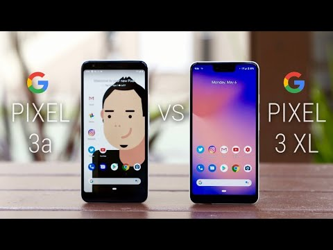 Google Pixel 3a and Google Pixel 3a XL Made For India