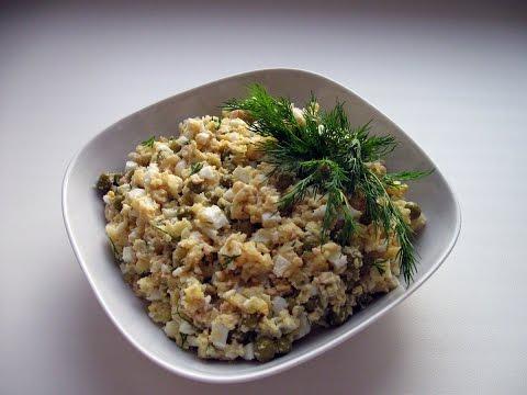 салат из печени трески рецепт с фото очень вкусный пошаговый