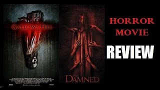 GALLOWS HILL ( 2013 Peter Facinelli ) aka THE DAMNED Horror Movie Review