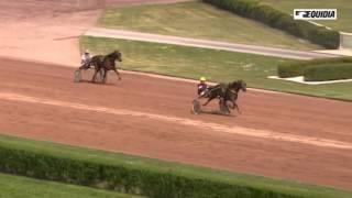 Incident dans le Prix d'Isère - Enghien - 19/04/2014