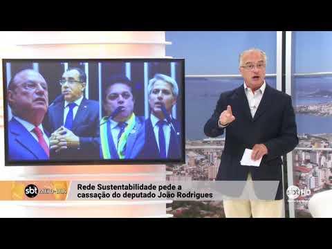 Rede Sustentabilidade pede a cassação do deputado João Rodrigues