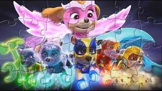 Fun Puzzle Games For Kids - Heroes rescue squad Paw Patrol