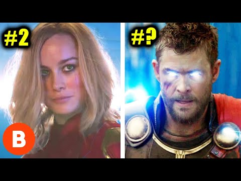 Brooklyn - The Most Powerful Characters In The Marvel Universe Ranked