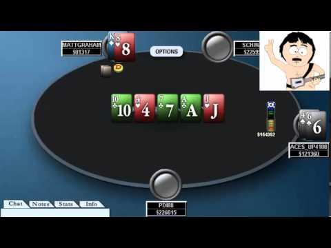 Online Poker Tournaments For Beginners MTT3 Part 3 Of 3