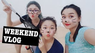 MONGOLIAN STUDENTS IN VIENNA || VLOG 5 || Weekend Vlog