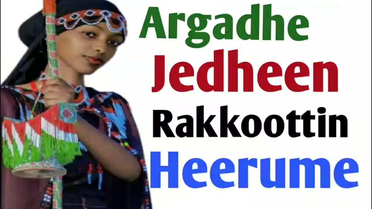 Download Argadhe Jedheen Rakkoottin Heerume