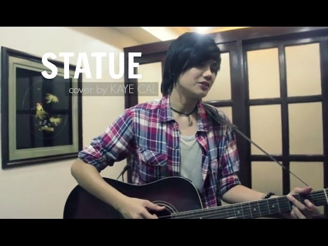 Statue - Lil Eddie (KAYE CAL Acoustic Cover) Chords - Chordify