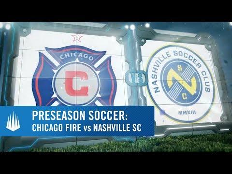 Chicago Fire vs Nashville SC Presented by @VisitBradenton