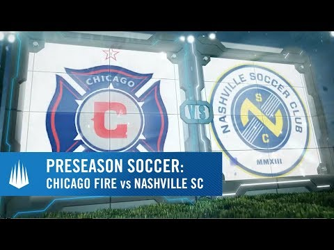 Chicago Fire vs Nashville SC Presented by @VisitBradenton