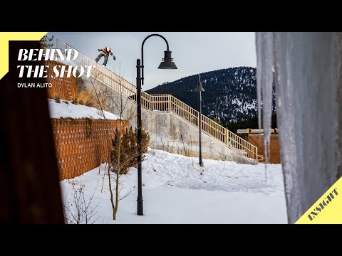 Snowboard Video – A Rail Trick Four Years