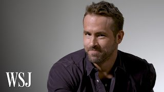 'Deadpool' Actor Ryan Reynolds Discusses His Side Hustle as an Entrepreneur | WSJ