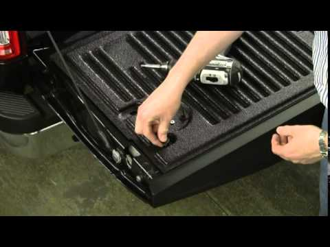F150 Bed Liner >> Ford Drop In Bedliner (Updated) Installation - 2015 F150 - YouTube