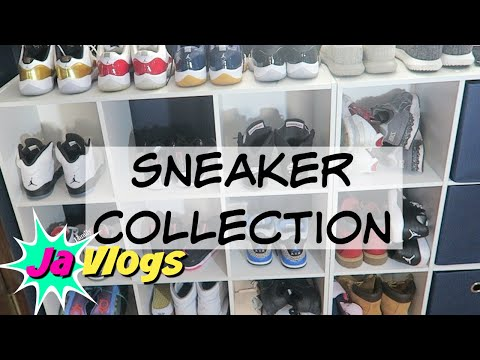 MY SNEAKER COLLECTION 2017