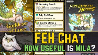 Pull Poll & Discussion! Just How Useful is Mila? 🤔 | Mythic Banner Breakdown 【Fire Emblem Heroes】