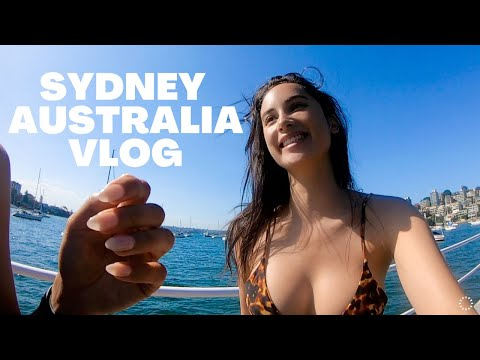 LIFE IN SYDNEY AUSTRALIA -TRAVEL VLOG