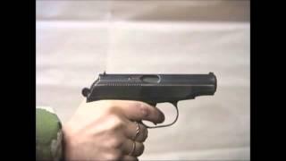 Стрельба из пистолета Макарова (ПМ)