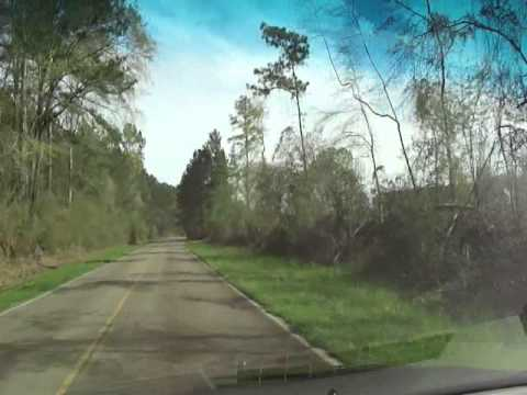 Lynyrd Skynyrd Plane Crash Site - 37 Years Later - A Beautiful, Visual  Drive Around The Crash Site