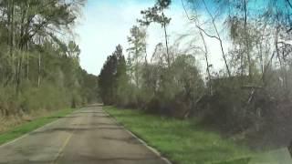 Lynyrd Skynyrd Plane Crash Site - 37 Years Later - A Beautiful, Visual Drive Around The Crash Site