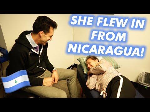 Dr. Jason - NICARAGUAN WOMAN With *LIFE LONG* PAIN VISITS DR. JASON (Part 1)