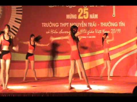 [NT-Online]-Nhảy Aerobic (Tốp múa)