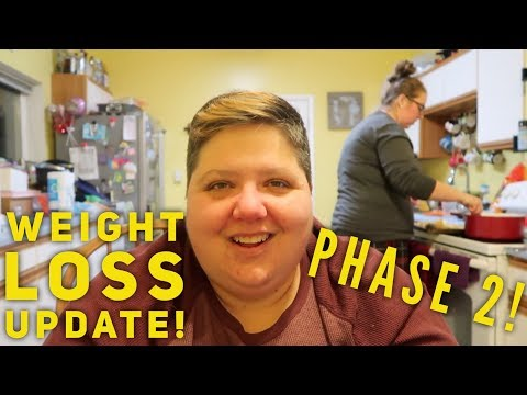 WEIGHT LOSS JOURNEY – PHASE 2! (it's working!)