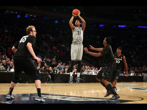 Isaac Copeland and #2 Georgetown Nearly Comeback to Beat #6 Xavier