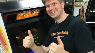 Classic Game Room - MISSILE COMMAND arcade game review