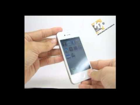 iPhone 4 White Kr net