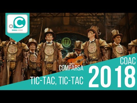 Comparsa, Tic-tac, Tic-tac - Preliminares
