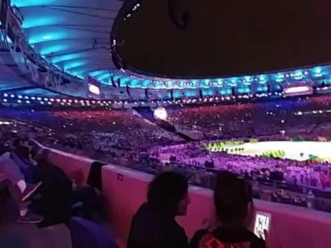 Olympic Closing Ceremony #Rio2016
