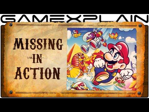 Missing in Action - Sarasaland (Super Mario Land)