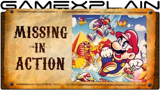 Missing in Action - Sarasaland (Super Mario Land)