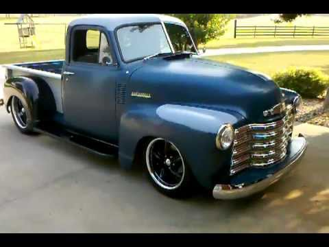 51 Chevy Truck - YouTube