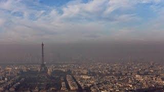 París prohíbe circular el lunes a vehículos con matrícula par